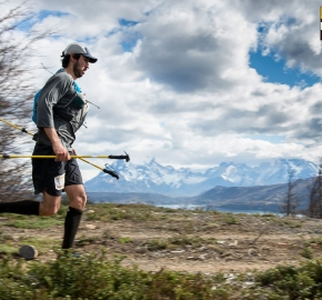 utp1909lues1141; Ultra Trail Running Patagonia Sixth Edition of Ultra Paine 2019 Provincia de Última Esperanza, Patagonia Chile; International Ultra Trail Running Event; Sexta Edición Trail Running Internacional, Chilean Patagonia 2019