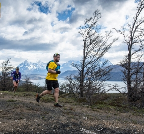 utp1909lues1176; Ultra Trail Running Patagonia Sixth Edition of Ultra Paine 2019 Provincia de Última Esperanza, Patagonia Chile; International Ultra Trail Running Event; Sexta Edición Trail Running Internacional, Chilean Patagonia 2019
