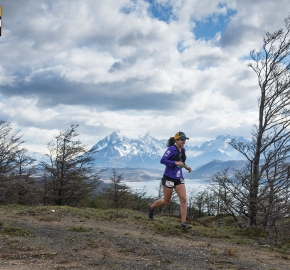 utp1909lues1179; Ultra Trail Running Patagonia Sixth Edition of Ultra Paine 2019 Provincia de Última Esperanza, Patagonia Chile; International Ultra Trail Running Event; Sexta Edición Trail Running Internacional, Chilean Patagonia 2019