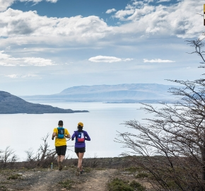 utp1909lues1183; Ultra Trail Running Patagonia Sixth Edition of Ultra Paine 2019 Provincia de Última Esperanza, Patagonia Chile; International Ultra Trail Running Event; Sexta Edición Trail Running Internacional, Chilean Patagonia 2019