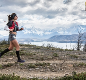 utp1909lues1252; Ultra Trail Running Patagonia Sixth Edition of Ultra Paine 2019 Provincia de Última Esperanza, Patagonia Chile; International Ultra Trail Running Event; Sexta Edición Trail Running Internacional, Chilean Patagonia 2019
