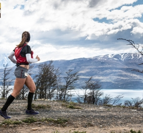 utp1909lues1257; Ultra Trail Running Patagonia Sixth Edition of Ultra Paine 2019 Provincia de Última Esperanza, Patagonia Chile; International Ultra Trail Running Event; Sexta Edición Trail Running Internacional, Chilean Patagonia 2019