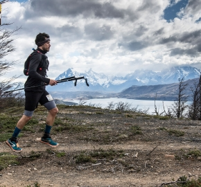 utp1909lues1263; Ultra Trail Running Patagonia Sixth Edition of Ultra Paine 2019 Provincia de Última Esperanza, Patagonia Chile; International Ultra Trail Running Event; Sexta Edición Trail Running Internacional, Chilean Patagonia 2019