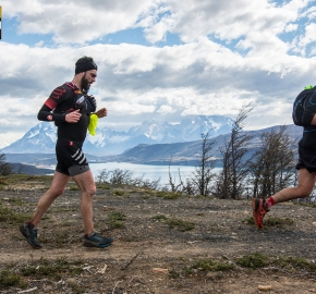 utp1909lues1277; Ultra Trail Running Patagonia Sixth Edition of Ultra Paine 2019 Provincia de Última Esperanza, Patagonia Chile; International Ultra Trail Running Event; Sexta Edición Trail Running Internacional, Chilean Patagonia 2019