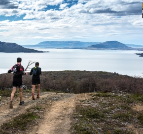 utp1909lues1283; Ultra Trail Running Patagonia Sixth Edition of Ultra Paine 2019 Provincia de Última Esperanza, Patagonia Chile; International Ultra Trail Running Event; Sexta Edición Trail Running Internacional, Chilean Patagonia 2019