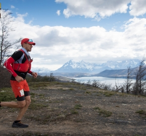utp1909lues1301; Ultra Trail Running Patagonia Sixth Edition of Ultra Paine 2019 Provincia de Última Esperanza, Patagonia Chile; International Ultra Trail Running Event; Sexta Edición Trail Running Internacional, Chilean Patagonia 2019