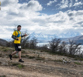 utp1909lues1317; Ultra Trail Running Patagonia Sixth Edition of Ultra Paine 2019 Provincia de Última Esperanza, Patagonia Chile; International Ultra Trail Running Event; Sexta Edición Trail Running Internacional, Chilean Patagonia 2019