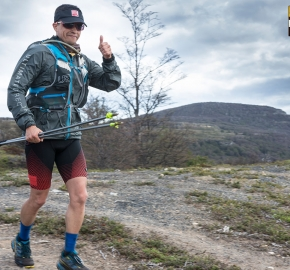 utp1909lues1338; Ultra Trail Running Patagonia Sixth Edition of Ultra Paine 2019 Provincia de Última Esperanza, Patagonia Chile; International Ultra Trail Running Event; Sexta Edición Trail Running Internacional, Chilean Patagonia 2019