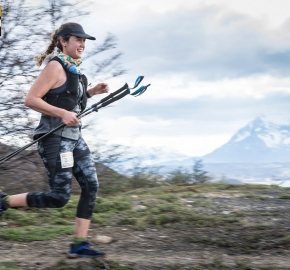 utp1909lues1368; Ultra Trail Running Patagonia Sixth Edition of Ultra Paine 2019 Provincia de Última Esperanza, Patagonia Chile; International Ultra Trail Running Event; Sexta Edición Trail Running Internacional, Chilean Patagonia 2019