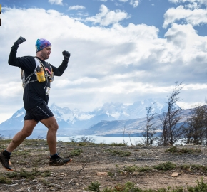 utp1909lues1389; Ultra Trail Running Patagonia Sixth Edition of Ultra Paine 2019 Provincia de Última Esperanza, Patagonia Chile; International Ultra Trail Running Event; Sexta Edición Trail Running Internacional, Chilean Patagonia 2019