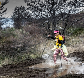 utp1909lues1433; Ultra Trail Running Patagonia Sixth Edition of Ultra Paine 2019 Provincia de Última Esperanza, Patagonia Chile; International Ultra Trail Running Event; Sexta Edición Trail Running Internacional, Chilean Patagonia 2019