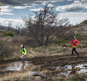 utp1909lues1448; Ultra Trail Running Patagonia Sixth Edition of Ultra Paine 2019 Provincia de Última Esperanza, Patagonia Chile; International Ultra Trail Running Event; Sexta Edición Trail Running Internacional, Chilean Patagonia 2019