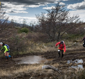 utp1909lues1452; Ultra Trail Running Patagonia Sixth Edition of Ultra Paine 2019 Provincia de Última Esperanza, Patagonia Chile; International Ultra Trail Running Event; Sexta Edición Trail Running Internacional, Chilean Patagonia 2019