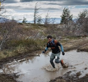 utp1909lues1537; Ultra Trail Running Patagonia Sixth Edition of Ultra Paine 2019 Provincia de Última Esperanza, Patagonia Chile; International Ultra Trail Running Event; Sexta Edición Trail Running Internacional, Chilean Patagonia 2019