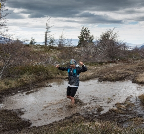 utp1909lues1543; Ultra Trail Running Patagonia Sixth Edition of Ultra Paine 2019 Provincia de Última Esperanza, Patagonia Chile; International Ultra Trail Running Event; Sexta Edición Trail Running Internacional, Chilean Patagonia 2019