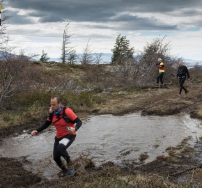 utp1909lues1551; Ultra Trail Running Patagonia Sixth Edition of Ultra Paine 2019 Provincia de Última Esperanza, Patagonia Chile; International Ultra Trail Running Event; Sexta Edición Trail Running Internacional, Chilean Patagonia 2019