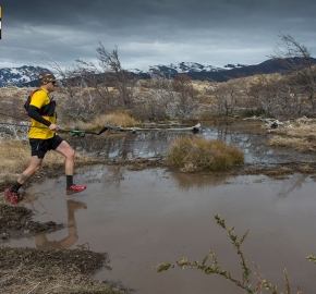 utp1909lues1572; Ultra Trail Running Patagonia Sixth Edition of Ultra Paine 2019 Provincia de Última Esperanza, Patagonia Chile; International Ultra Trail Running Event; Sexta Edición Trail Running Internacional, Chilean Patagonia 2019