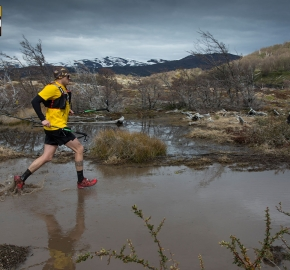 utp1909lues1574; Ultra Trail Running Patagonia Sixth Edition of Ultra Paine 2019 Provincia de Última Esperanza, Patagonia Chile; International Ultra Trail Running Event; Sexta Edición Trail Running Internacional, Chilean Patagonia 2019