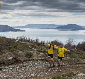 utp1909lues1611; Ultra Trail Running Patagonia Sixth Edition of Ultra Paine 2019 Provincia de Última Esperanza, Patagonia Chile; International Ultra Trail Running Event; Sexta Edición Trail Running Internacional, Chilean Patagonia 2019