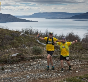 utp1909lues1614; Ultra Trail Running Patagonia Sixth Edition of Ultra Paine 2019 Provincia de Última Esperanza, Patagonia Chile; International Ultra Trail Running Event; Sexta Edición Trail Running Internacional, Chilean Patagonia 2019