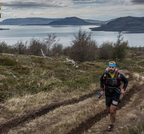 utp1909lues1623; Ultra Trail Running Patagonia Sixth Edition of Ultra Paine 2019 Provincia de Última Esperanza, Patagonia Chile; International Ultra Trail Running Event; Sexta Edición Trail Running Internacional, Chilean Patagonia 2019