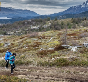 utp1909lues1634; Ultra Trail Running Patagonia Sixth Edition of Ultra Paine 2019 Provincia de Última Esperanza, Patagonia Chile; International Ultra Trail Running Event; Sexta Edición Trail Running Internacional, Chilean Patagonia 2019