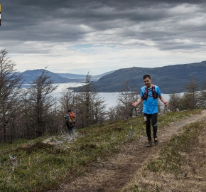 utp1909lues1641; Ultra Trail Running Patagonia Sixth Edition of Ultra Paine 2019 Provincia de Última Esperanza, Patagonia Chile; International Ultra Trail Running Event; Sexta Edición Trail Running Internacional, Chilean Patagonia 2019