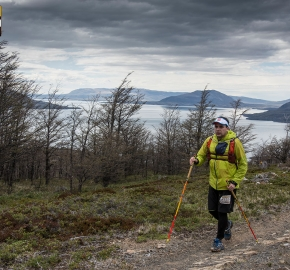utp1909lues1645; Ultra Trail Running Patagonia Sixth Edition of Ultra Paine 2019 Provincia de Última Esperanza, Patagonia Chile; International Ultra Trail Running Event; Sexta Edición Trail Running Internacional, Chilean Patagonia 2019