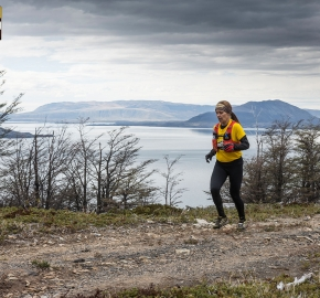 utp1909lues1654; Ultra Trail Running Patagonia Sixth Edition of Ultra Paine 2019 Provincia de Última Esperanza, Patagonia Chile; International Ultra Trail Running Event; Sexta Edición Trail Running Internacional, Chilean Patagonia 2019