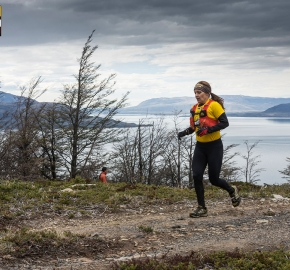 utp1909lues1656; Ultra Trail Running Patagonia Sixth Edition of Ultra Paine 2019 Provincia de Última Esperanza, Patagonia Chile; International Ultra Trail Running Event; Sexta Edición Trail Running Internacional, Chilean Patagonia 2019