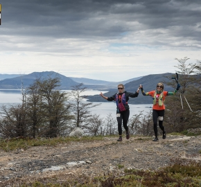 utp1909lues1663; Ultra Trail Running Patagonia Sixth Edition of Ultra Paine 2019 Provincia de Última Esperanza, Patagonia Chile; International Ultra Trail Running Event; Sexta Edición Trail Running Internacional, Chilean Patagonia 2019