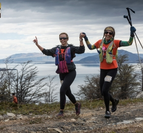 utp1909lues1671; Ultra Trail Running Patagonia Sixth Edition of Ultra Paine 2019 Provincia de Última Esperanza, Patagonia Chile; International Ultra Trail Running Event; Sexta Edición Trail Running Internacional, Chilean Patagonia 2019
