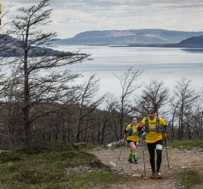 utp1909lues1678; Ultra Trail Running Patagonia Sixth Edition of Ultra Paine 2019 Provincia de Última Esperanza, Patagonia Chile; International Ultra Trail Running Event; Sexta Edición Trail Running Internacional, Chilean Patagonia 2019