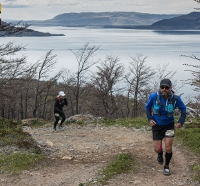 utp1909lues1683; Ultra Trail Running Patagonia Sixth Edition of Ultra Paine 2019 Provincia de Última Esperanza, Patagonia Chile; International Ultra Trail Running Event; Sexta Edición Trail Running Internacional, Chilean Patagonia 2019