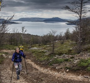 utp1909lues1699; Ultra Trail Running Patagonia Sixth Edition of Ultra Paine 2019 Provincia de Última Esperanza, Patagonia Chile; International Ultra Trail Running Event; Sexta Edición Trail Running Internacional, Chilean Patagonia 2019