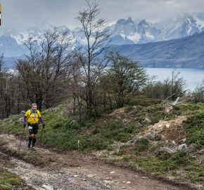 utp1909lues1718; Ultra Trail Running Patagonia Sixth Edition of Ultra Paine 2019 Provincia de Última Esperanza, Patagonia Chile; International Ultra Trail Running Event; Sexta Edición Trail Running Internacional, Chilean Patagonia 2019