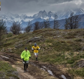 utp1909lues1726; Ultra Trail Running Patagonia Sixth Edition of Ultra Paine 2019 Provincia de Última Esperanza, Patagonia Chile; International Ultra Trail Running Event; Sexta Edición Trail Running Internacional, Chilean Patagonia 2019