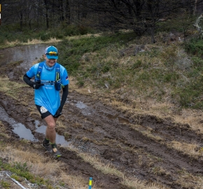 utp1909lues1747; Ultra Trail Running Patagonia Sixth Edition of Ultra Paine 2019 Provincia de Última Esperanza, Patagonia Chile; International Ultra Trail Running Event; Sexta Edición Trail Running Internacional, Chilean Patagonia 2019