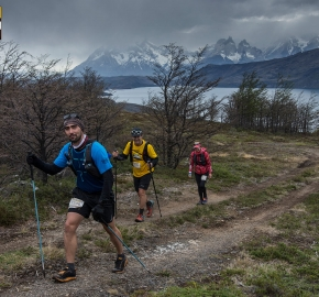 utp1909lues1752; Ultra Trail Running Patagonia Sixth Edition of Ultra Paine 2019 Provincia de Última Esperanza, Patagonia Chile; International Ultra Trail Running Event; Sexta Edición Trail Running Internacional, Chilean Patagonia 2019