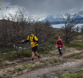 utp1909lues1754; Ultra Trail Running Patagonia Sixth Edition of Ultra Paine 2019 Provincia de Última Esperanza, Patagonia Chile; International Ultra Trail Running Event; Sexta Edición Trail Running Internacional, Chilean Patagonia 2019