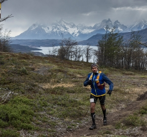 utp1909lues1760; Ultra Trail Running Patagonia Sixth Edition of Ultra Paine 2019 Provincia de Última Esperanza, Patagonia Chile; International Ultra Trail Running Event; Sexta Edición Trail Running Internacional, Chilean Patagonia 2019