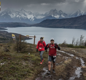 utp1909lues1764; Ultra Trail Running Patagonia Sixth Edition of Ultra Paine 2019 Provincia de Última Esperanza, Patagonia Chile; International Ultra Trail Running Event; Sexta Edición Trail Running Internacional, Chilean Patagonia 2019