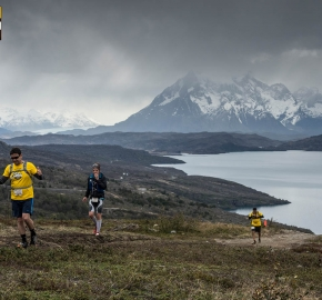 utp1909lues1768; Ultra Trail Running Patagonia Sixth Edition of Ultra Paine 2019 Provincia de Última Esperanza, Patagonia Chile; International Ultra Trail Running Event; Sexta Edición Trail Running Internacional, Chilean Patagonia 2019