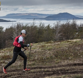 utp1909lues1774; Ultra Trail Running Patagonia Sixth Edition of Ultra Paine 2019 Provincia de Última Esperanza, Patagonia Chile; International Ultra Trail Running Event; Sexta Edición Trail Running Internacional, Chilean Patagonia 2019
