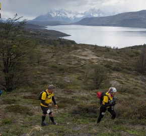 utp1909lues1815; Ultra Trail Running Patagonia Sixth Edition of Ultra Paine 2019 Provincia de Última Esperanza, Patagonia Chile; International Ultra Trail Running Event; Sexta Edición Trail Running Internacional, Chilean Patagonia 2019
