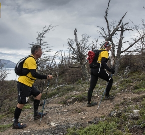 utp1909lues1819; Ultra Trail Running Patagonia Sixth Edition of Ultra Paine 2019 Provincia de Última Esperanza, Patagonia Chile; International Ultra Trail Running Event; Sexta Edición Trail Running Internacional, Chilean Patagonia 2019