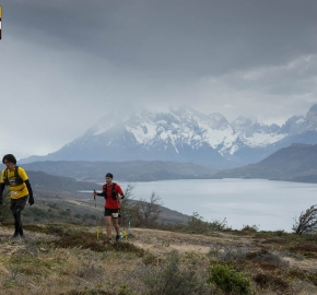 utp1909lues1822; Ultra Trail Running Patagonia Sixth Edition of Ultra Paine 2019 Provincia de Última Esperanza, Patagonia Chile; International Ultra Trail Running Event; Sexta Edición Trail Running Internacional, Chilean Patagonia 2019