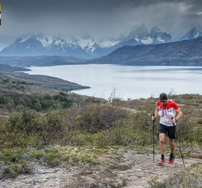utp1909lues1883; Ultra Trail Running Patagonia Sixth Edition of Ultra Paine 2019 Provincia de Última Esperanza, Patagonia Chile; International Ultra Trail Running Event; Sexta Edición Trail Running Internacional, Chilean Patagonia 2019