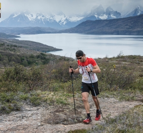 utp1909lues1885; Ultra Trail Running Patagonia Sixth Edition of Ultra Paine 2019 Provincia de Última Esperanza, Patagonia Chile; International Ultra Trail Running Event; Sexta Edición Trail Running Internacional, Chilean Patagonia 2019