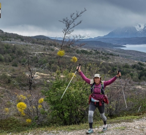 utp1909lues1931; Ultra Trail Running Patagonia Sixth Edition of Ultra Paine 2019 Provincia de Última Esperanza, Patagonia Chile; International Ultra Trail Running Event; Sexta Edición Trail Running Internacional, Chilean Patagonia 2019